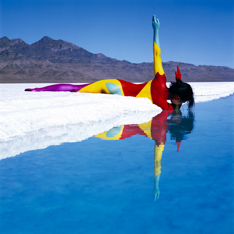 Jean Paul Bourdier Bodyscapes Colors