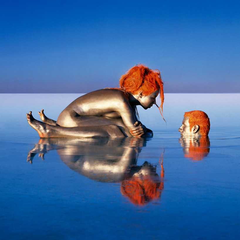 Jean Paul Bourdier Bodyscapes Sea