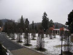 Карловы вары в феврале 2012