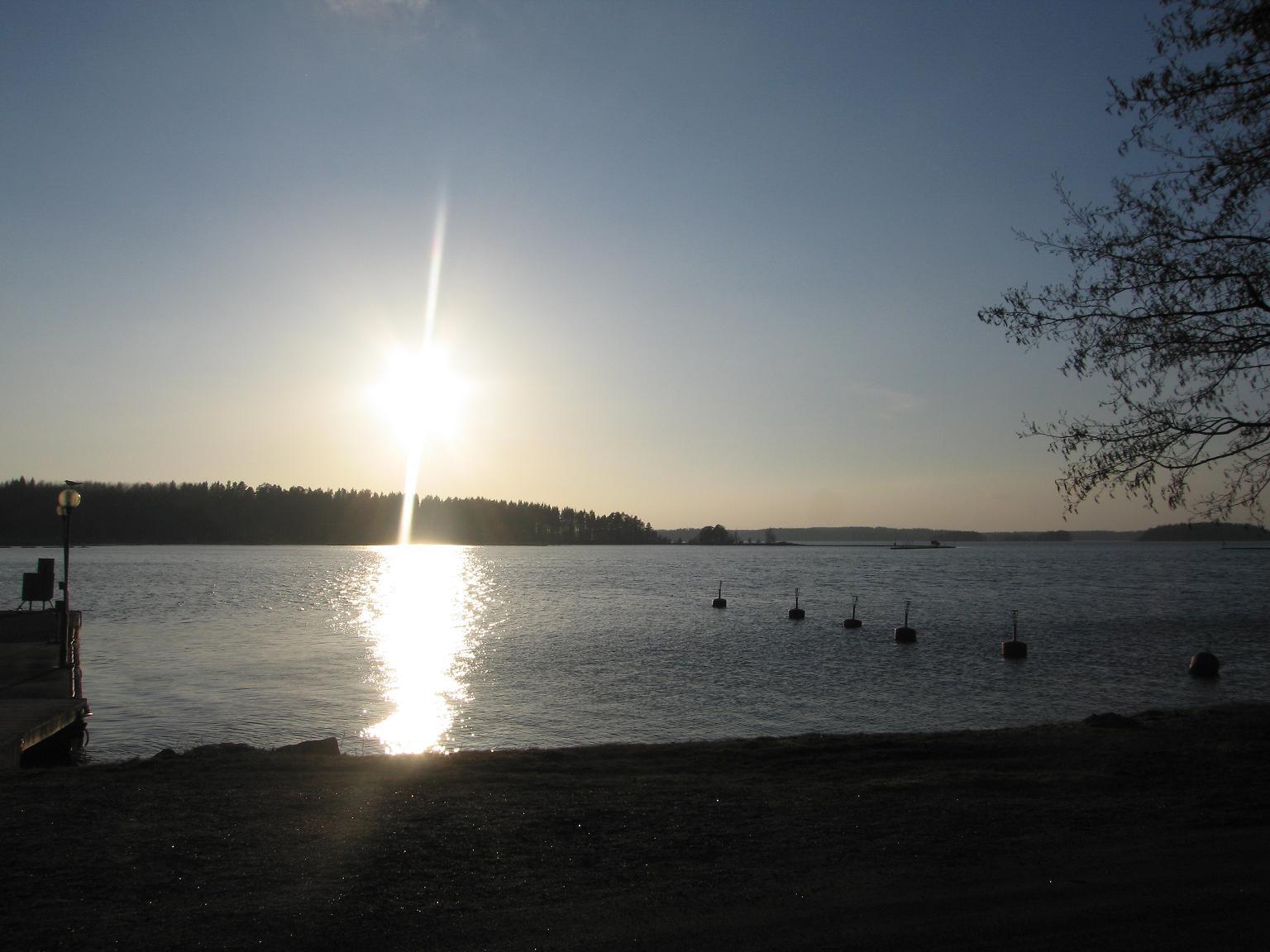 Еще озеро Сайма